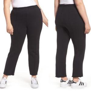 Good American Pants - Good American High Waisted Sweatpants